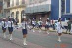 Parade in Panama City