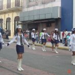 Parade in Panama City