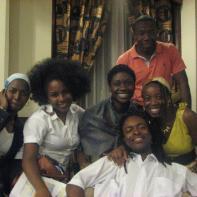 Nigeria + Guadaloupe +Toronto + Afro-Brazilian + Afro-Guatemalan