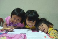 I volunteered in this orphanage