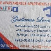 Apartment in Havana Vieja