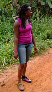 Idanre Forest: Mud things