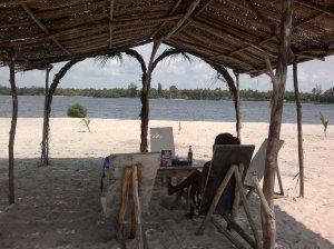 Lake house beach_Ivory Coast