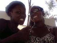 with my host_Ivory Coast