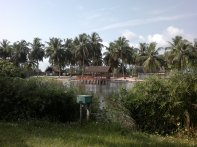 Lake house_Ivory Coast