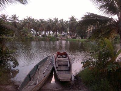 Lake house_Ivory Coast