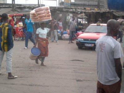 Bus station_Ivory Coast