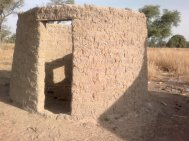 uncompleted hut_Burkina Faso