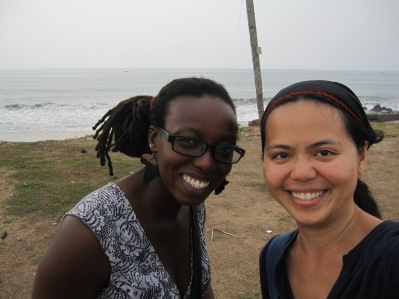 with the new Chinese frd_Cape Coast, Ghana
