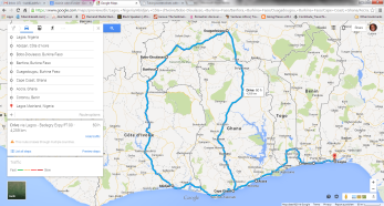 Google my trip :)