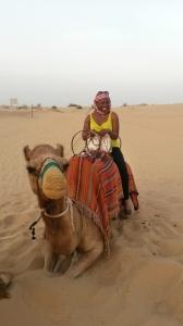Desert Camp - Dubai