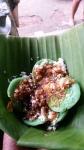 Pancake with coconut & honey